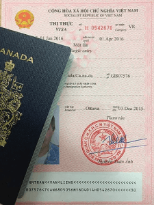 Vietnam Visa Application | Vietnam Embassy in Canada: ONLY OFFICIAL