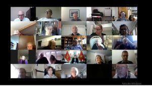 Hội thảo trực tuyến Đại hội đại biểu toàn quốc lần thứ